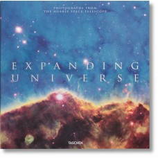 EXPANDING UNIVERSE. PHOTOGRAPHS FROM THE HUBBLE SPACE TELESCOPE