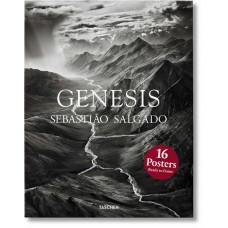GENESIS DI SEBASTIÃO SALGADO - set di stampe