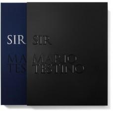 MARIO TESTINO. SIR - edizione limitata