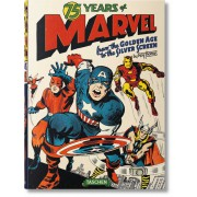 75 YEARS OF MARVEL COMICS. FROM THE GOLDEN AGE TO THE SILVER SCREEN - OUTLET
