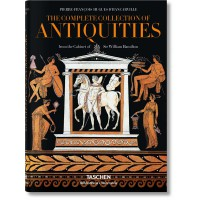 D'HANCARVILLE. THE COMPLETE COLLECTION OF ANTIQUITIES FROM THE CABINET OF SIR WILLIAM HAMILTON - #BibliothecaUniversalis