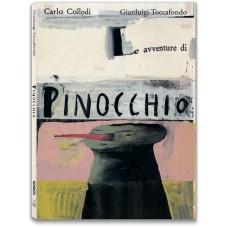 PINOCCHIO TOCCAFONDO + DVD