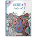 COLORARE IN 3D - ANIMALI