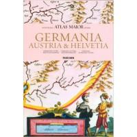 ATLAS MAIOR GERMANIA, AUSTRIA ET HELVETICA, 2 VOL.