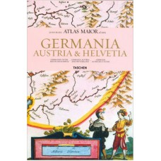 ATLAS MAIOR GERMANIA, AUSTRIA ET HELVETICA, 2 VOL. - OUTLET