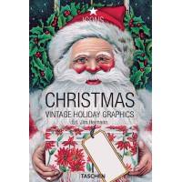CHRISTMAS VINTAGE HOLIDAY GRAPHICS