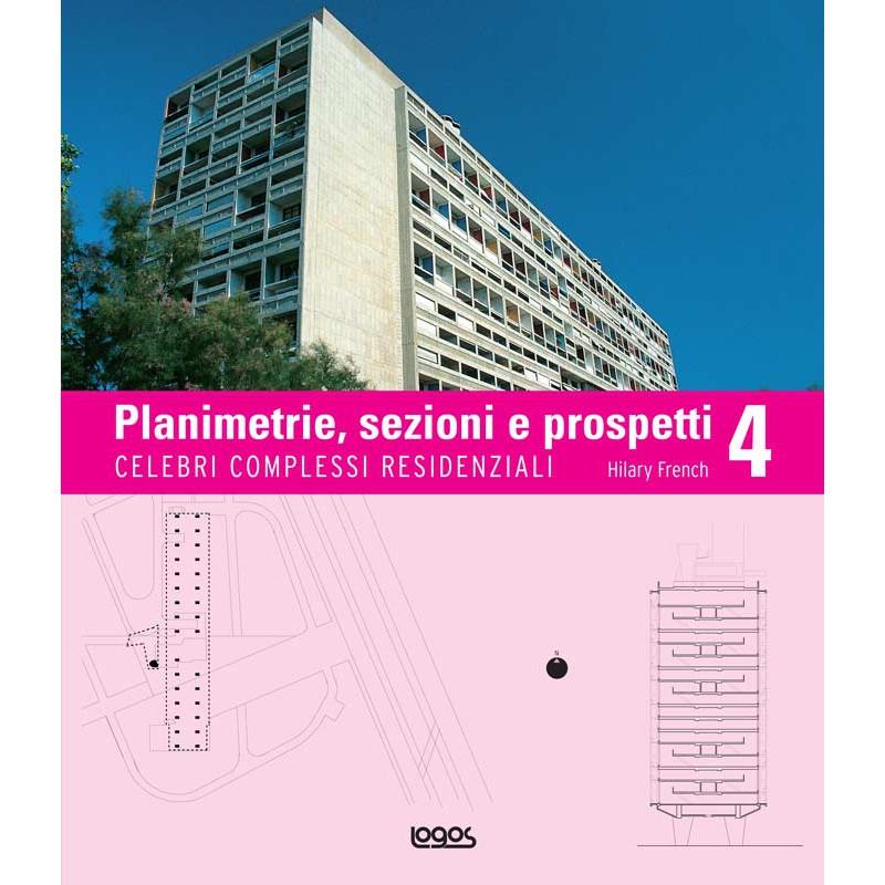 Planimetrie sezioni e prospetti 4 cd rom logos for Planimetrie di progettazione architettonica