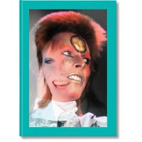 MICK ROCK. THE RISE OF DAVID BOWIE, 1972–1973 - Trade edition