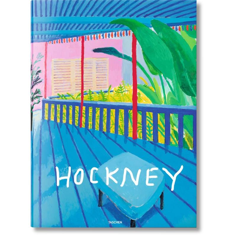 David hockney a bigger book edizione limitata taschen for David hockney venezia