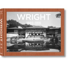 FRANK LLOYD WRIGHT. COMPLETE WORKS. VOL. 1, 1885–1916 - OUTLET