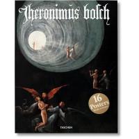 HIERONYMUS BOSCH - SET DI 16 STAMPE
