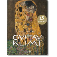 POSTCARDS/CARTOLINE GUSTAV KLIMT
