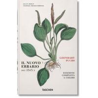 LEONHART FUCHS: IL NUOVO ERBARIO DEL 1543