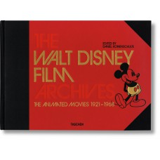 THE WALT DISNEY FILM ARCHIVES. THE ANIMATED MOVIES 1921–1968 - OUTLET