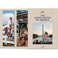 NATIONAL GEOGRAPHIC. THE UNITED STATES OF AMERICA  - OUTLET