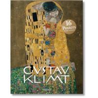 KLIMT - SET DI 16 STAMPE