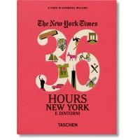 NYT. 36 HOURS. NEW YORK E DINTORNI - pocket size