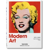 MODERN ART 1870-2000. IMPRESSIONISM TO TODAY (I)