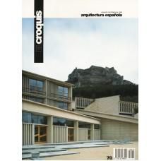 N.070 SPANISH ARCHITECTURE 1994