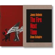 JAMES BALDWIN. THE FIRE NEXT TIME. PHOTOGRAPHS BY STEVE SCHAPIRO - edizione limitata