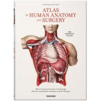 BOURGERY. ATLAS OF HUMAN ANATOMY AND SURGERY (IEP)