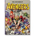 THE LITTLE BOOK OF THE AVENGERS (IEP)