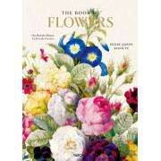 PIERRE-JOSEPH REDOUTÉ. THE BOOK OF FLOWERS