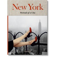 NEW YORK. PORTRAIT OF A CITY - ClothBound
