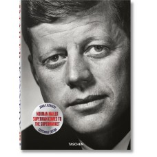 NORMAN MAILER. JOHN F. KENNEDY. SUPERMAN COMES TO THE SUPERMARKET - Jumbo - OUTLET
