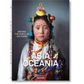 NATIONAL GEOGRAPHIC. AROUND THE WORLD IN 125 YEARS. ASIA & OCEANIA - OUTLET