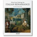 WHAT GREAT PAINTINGS SAY. RENAISSANCE ITALY #BasicArt