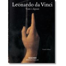 LEONARD DE VINCI. TOUT L'OEUVRE PEINT (F)  #BibliothecaUniversalis