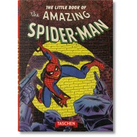 THE LITTLE BOOK OF SPIDER-MAN (IEP)