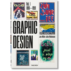THE HISTORY OF GRAPHIC DESIGN VOLUME 1 (INT) : 1890–1959