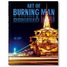 NK GUY. ART OF BURNING MAN - nuova edizione - OUTLET