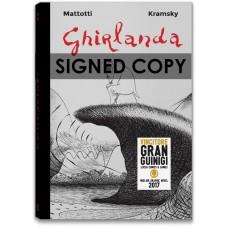 GHIRLANDA - copia autografata