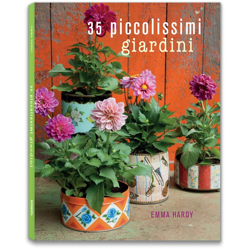 35 piccolissimi giardini logos