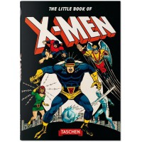 THE LITTLE BOOK OF X-MEN (IEP)