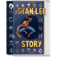 THE STAN LEE STORY - edizione limitata