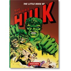 THE LITTLE BOOK OF HULK (IEP)