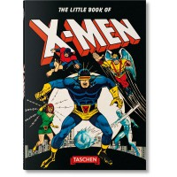 THE LITTLE BOOK OF X-MEN (IEP)