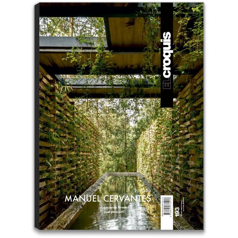 Manuel cervantes 2011 2018 el croquis for El croquis pdf