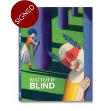 BLIND - copia autografata