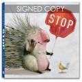 STOP - copia autografata
