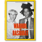 WARHOL ON BASQUIAT - OUTLET