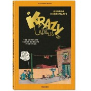 "GEORGE HERRIMAN'S ""KRAZY KAT"". THE COMPLETE COLOR SUNDAYS 1935-1944"