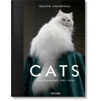 WALTER CHANDOHA. CATS. PHOTOGRAPHS 1948–2018