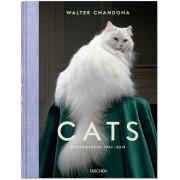 WALTER CHANDOHA. CATS. PHOTOGRAPHS 1942–2018