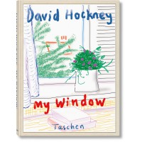 DAVID HOCKNEY. MY WINDOW - edizione limitata