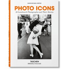 PHOTO ICONS. THE STORY BEHIND THE PICTURES - #BibliothecaUniversalis